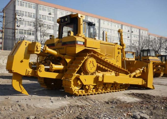Track Type Dozer with Ripper ,  Elevated Sprocket Heavy Equipment Bulldozer