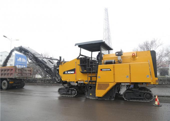 2M Cold Milling Heavy Duty Road Construction Equipment  For Highway Maintence