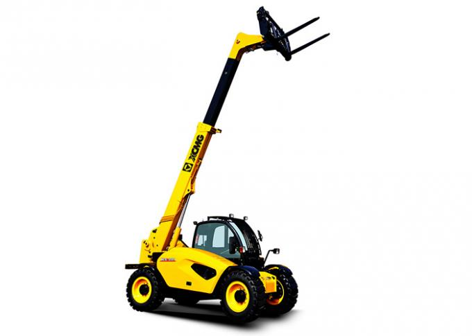 Engineering Construction Telescopic Boom Forklift with Fully Sealed Wet Multi Disc Brakes