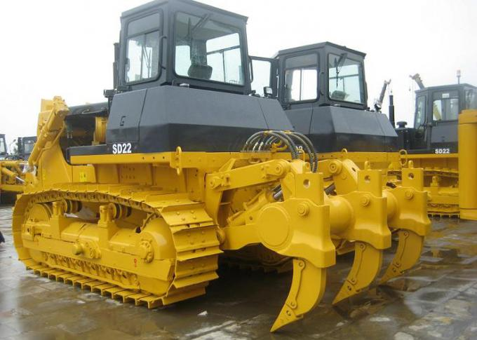 162 KW Dozer Construction Equipment SD22 With 30 Degree Gradeability